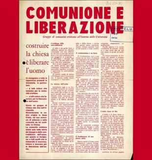 The front page of the bulletin circulated in November 1969