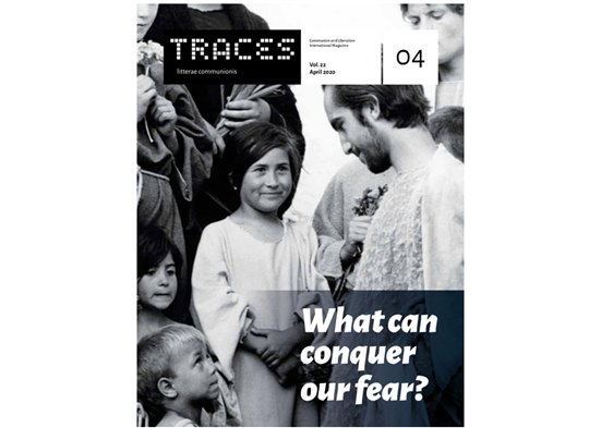 The April issue of Traces