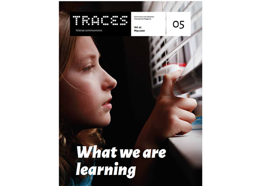 The May issue of Traces